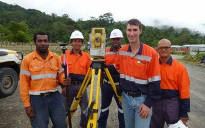 My Time working in PNG