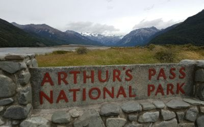 Arthur's Pass , let's try it again Tony
