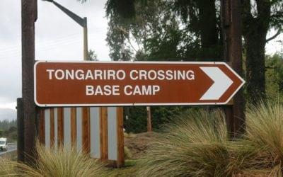 Tongariro Crossing, not going to happen